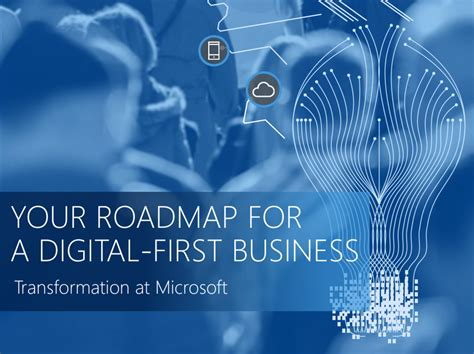e book the fourth industrial revolution your roadmap to digital transformation microsoft