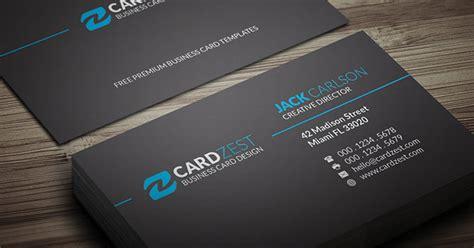 classic black minimalist business card template cardzest