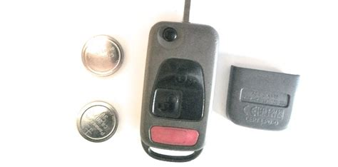 Chrysler Crossfire Key Fob by How To Change Chrysler Key Fob Battery