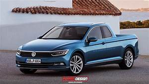Pick Up Vw : new volkswagen passat pickup truck why this wouldn 39 t work autoevolution ~ Medecine-chirurgie-esthetiques.com Avis de Voitures