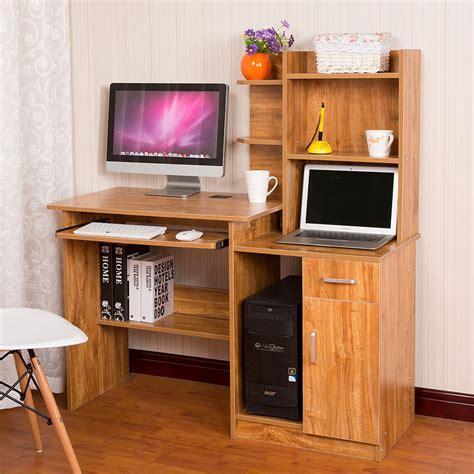 computer desk pc table double resistant home computer desk desk home desktop