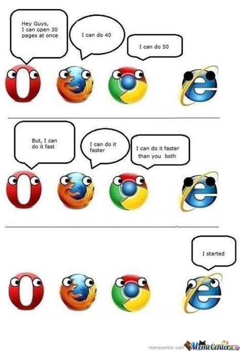 Internet Explorer Memes - slow internet explorer by agentchico meme center