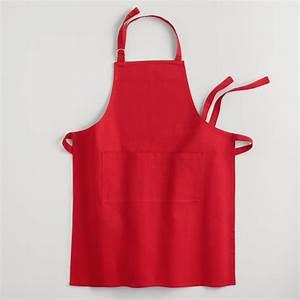 Barn Red Gourmet Classic Apron World Market