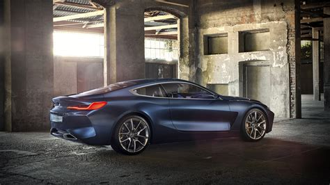 Bmw 8 Series Coupe Hd Picture by 2017 Bmw 8 Series Concept Wallpapers Hd Images Wsupercars