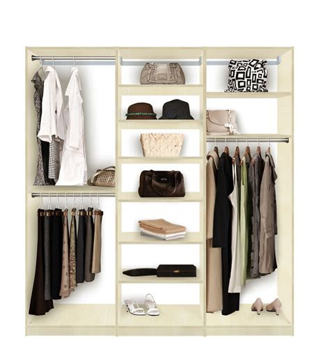 wall closet organizer ideas advices for closet