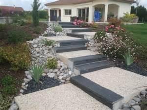Escalier Exterieur En Beton Ciré by Escalier Ext 233 Rieur En B 233 Ton D 233 Sactiv 233 Et Ardoise Rebeyrol