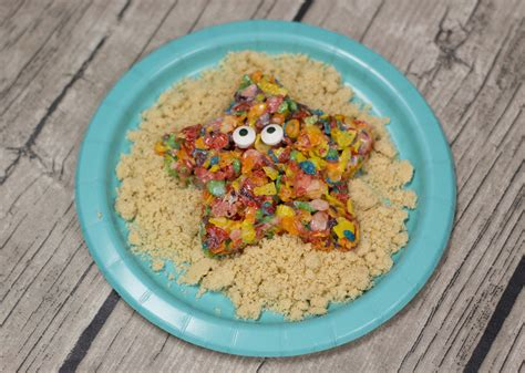 Rock The Boat Vbs Ocean Commotion by Rainbow Sea Star Underwater Snacks For Ocean Commotion