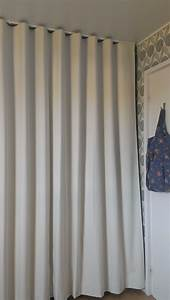 Tringle Pour Dressing : dressing avec rideaux des niches murales servent faire un ~ Premium-room.com Idées de Décoration