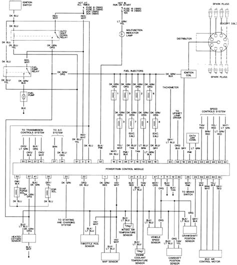 1994 Dodge Up Wiring Diagram by 1995 Dakota 3 9l No Spark No Fuel Dodge Discussions At