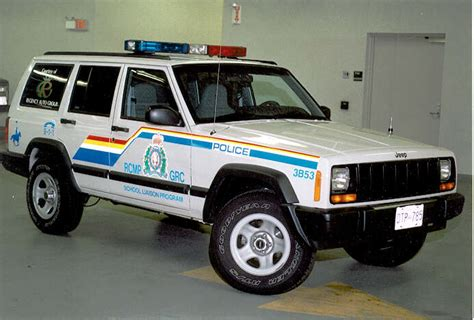 police jeep cherokee copcar dot com the home of the american police car