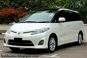 Bold Autos  Toyota Estima