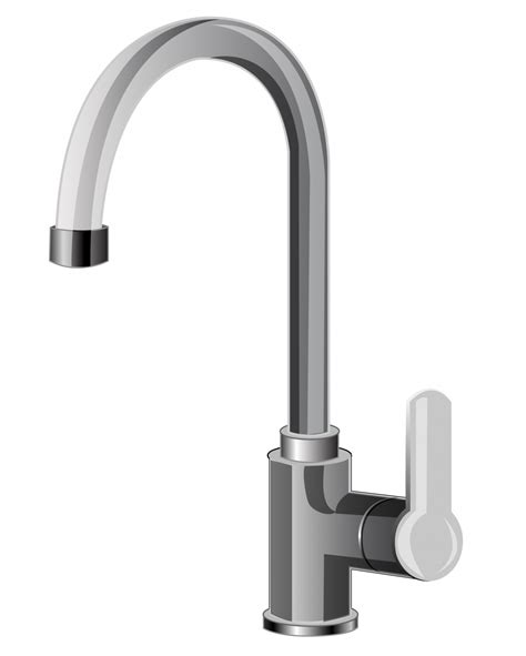 kitchen faucets free kitchen faucet vector pixshark com images