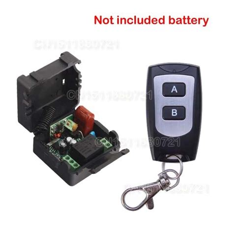 of china wireless remote light switch rs007 china wireless aliexpress buy 220v 1ch receiver transmitter rf Best