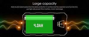 Self Balance Scooter 4 0ah Large Battery Capacity Maximum