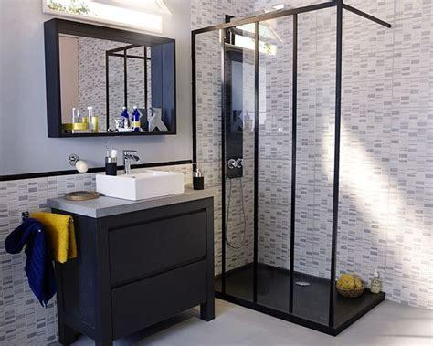 castorama meuble de salle de bains harmon style industriel pour une salle de bains moderne