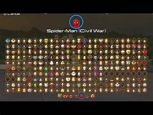LEGO Marvel39s Avengers All Characters W DLC Complete