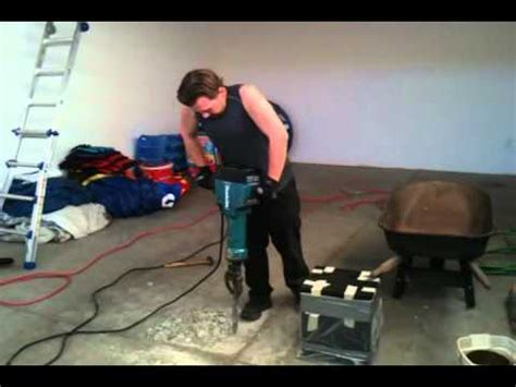 How to install a floor safe in concrete   YouTube