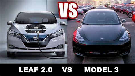 47+ Leaf Vs Tesla 3 Pictures