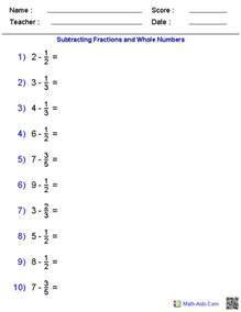 fraction of a number worksheet fractions worksheets printable fractions worksheets for teachers