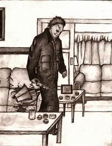 Zombie's Michael Myers by planedreamer on DeviantArt
