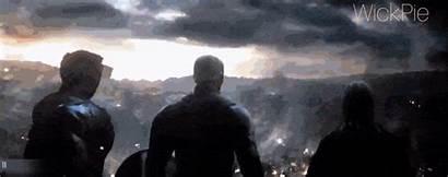 Thanos Thor Vs Captain America Iron Tbn