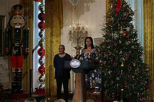 Christmas has come to the White House: see pictures - Photo 3