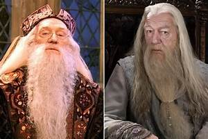 Michael Gambon Was the Better Dumbledore and It's Not Even ...