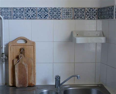 frise pour cuisine frise carrelage cuisine dootdadoo com idées de