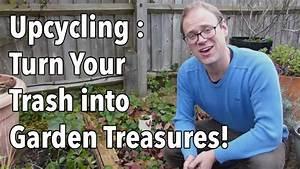 Aus Alten Klamotten Neue Machen Ohne Nähen : upcycling projects turn your trash into garden treasures ~ Lizthompson.info Haus und Dekorationen