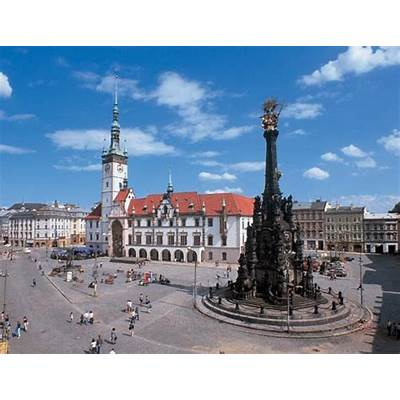 Olomouc Czech Republic - Tourism Olmütz