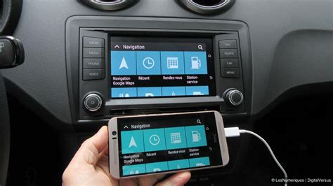 mirror link android carplay android auto mirrorlink la guerre du tableau