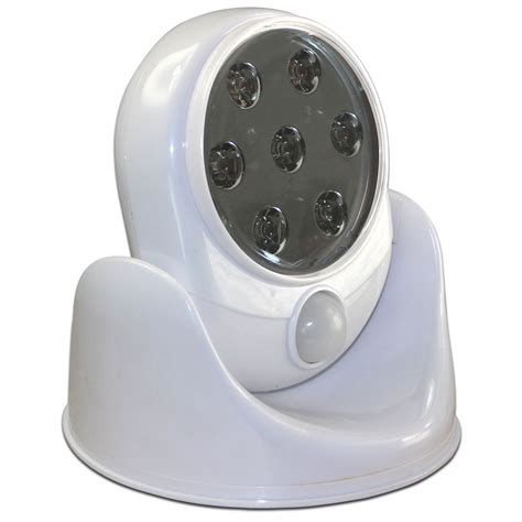 skusky cordless outdoor motion sensor led light