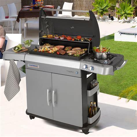 barbecue plancha gaz barbecue 224 gaz 3 series rbs ls de cingaz
