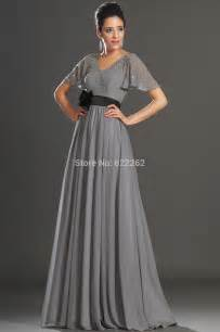 robe grise mariage top robes robe longue grise pour mariage