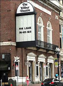 Wilbur Theatre In Boston For Sale The Boston Globe