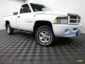 Sport 2000 Gray : 2000 dodge ram 1500 sport regular cab 4x4 in bright white 541326 all american automobiles ~ Gottalentnigeria.com Avis de Voitures