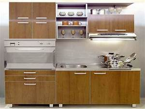 Small Kitchen Cabinets DECOR DESIGN