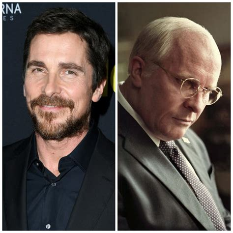 Dick Cheney That You How Christian Bale Transformed