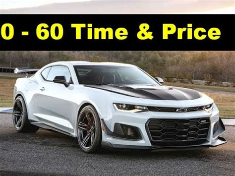 chevy camaro zl le official msrp price specs