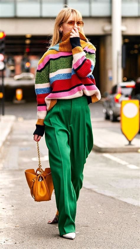 Colourful Spring Outfits That Work Real Life