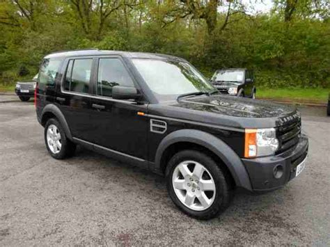 land rover discovery 2007 2007 57 land rover discovery 3 2 7td v6 auto 2008my hse