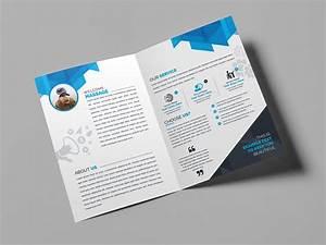 psd bifold brochure template 000434 template catalog With brochure template psd