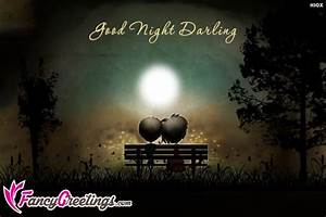 Good Night Darling | Good Night Wishes for Sweetheart