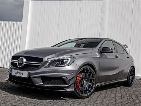 Marcedes Benz Amg : A 45 And Cla 45 Amg Waiting Lists Extend To End Of 2015 In