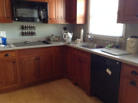 cherry cabinets with gray countertops best granite countertops for cherry cabinets