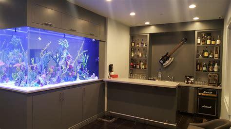 center island kitchen designs aquariums aqua creations