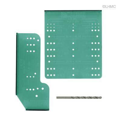 Alignright Cabinet Knob & Pull Installation Tool Lan0191c