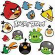 Angry Bird Sticker