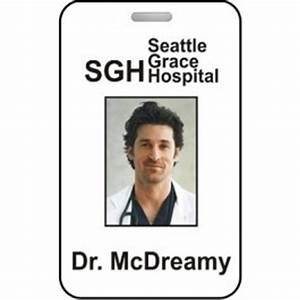 Number one on the hunk-o-meter Dr McDreamy aka Derek ...