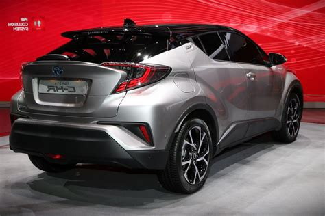 2018 Toyota Chr Review, Price, Specs, Mpg  New Suv Price